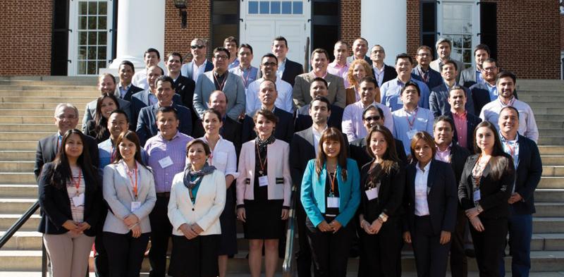 Semana intensiva en Darden School of Business (Virginia)