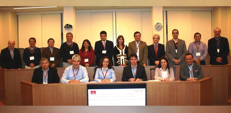 Senior Executive MBA viaja al IESE en Nueva York