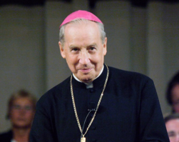 Gran Canciller de la UDEP, y Prelado del Opus Dei, falleció hoy en Roma